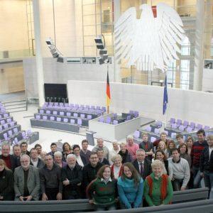 Torsten im Bundestag