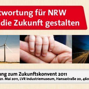 """""""Verantwortung für NRW – Heute die Zukunft gestalten"""""""