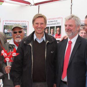 Besuch bei der SPD Uchte
