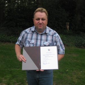 Pr. Ströher Bürgerstiftung hat nun eine offizielle Urkunde