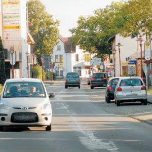 """NW Foto: Aus """"zeitnah"""" wird 2012 - Sanierung der Rahdener Marktstraße beginnt später als geplant - SPD befürchtet dadurch Kostensteigerung"""