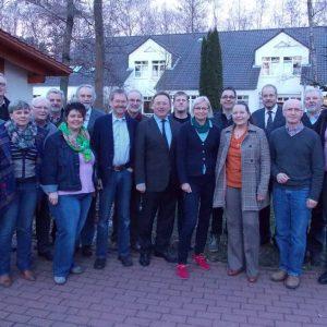 SPD-Kreistagsfraktion zu Besuch im Ludwig-Steil-Hof