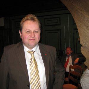 Torsten Kuhlmann ein zufriedener Gast in Oppenwehe.