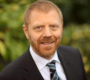 Unser Bürgermeisterkandidat Dieter Gronert