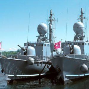 Die neuen alten Schnellboote unter tunesischer Flagge (Quelle: © 2005 Bundeswehr/© 2005 Bundeswehr)