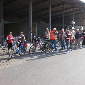 Radtour FC Oppenwehe