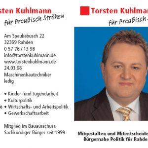 Die Karte von Torsten Kuhlmann