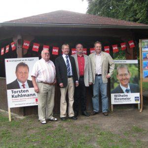 SPD Stemweder Wahlauftakt