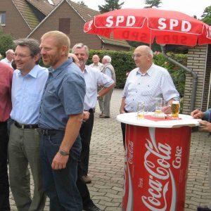 Ewi Rahe, Achim Post und Dieter Gronert zu Gast in Varl