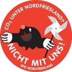 Logo der Aktion: Verhinderung der CO2 Einlagerung