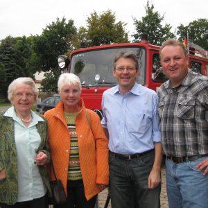 Achim Post wird von Torsten Kuhlmann und seiner Familie unterstützt!