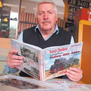Günter Mootz stellt Buch vor!