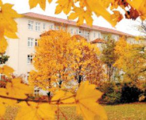 Krankenhaus Rahden (FOTO: JOERN SPREEN-LEDEBUR)