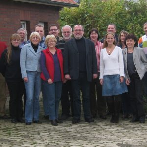 Landtagswahlkampfteam