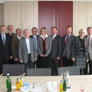 Vorstand der SPD Kreistagsfraktion