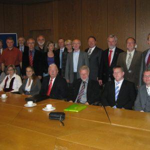 Kreistagsabgeordnete der SPD Kreistagsfraktion