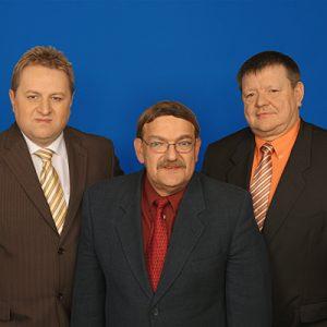 Vorstand des Ortsverein Preußisch Ströhen