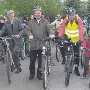 Radtour durch Pr. Ströhen