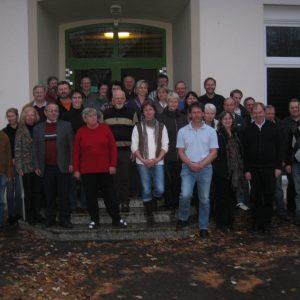 Gruppenfoto Dorfwerkstatt