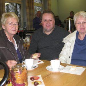 Kaffeepause Dorfwerkstatt