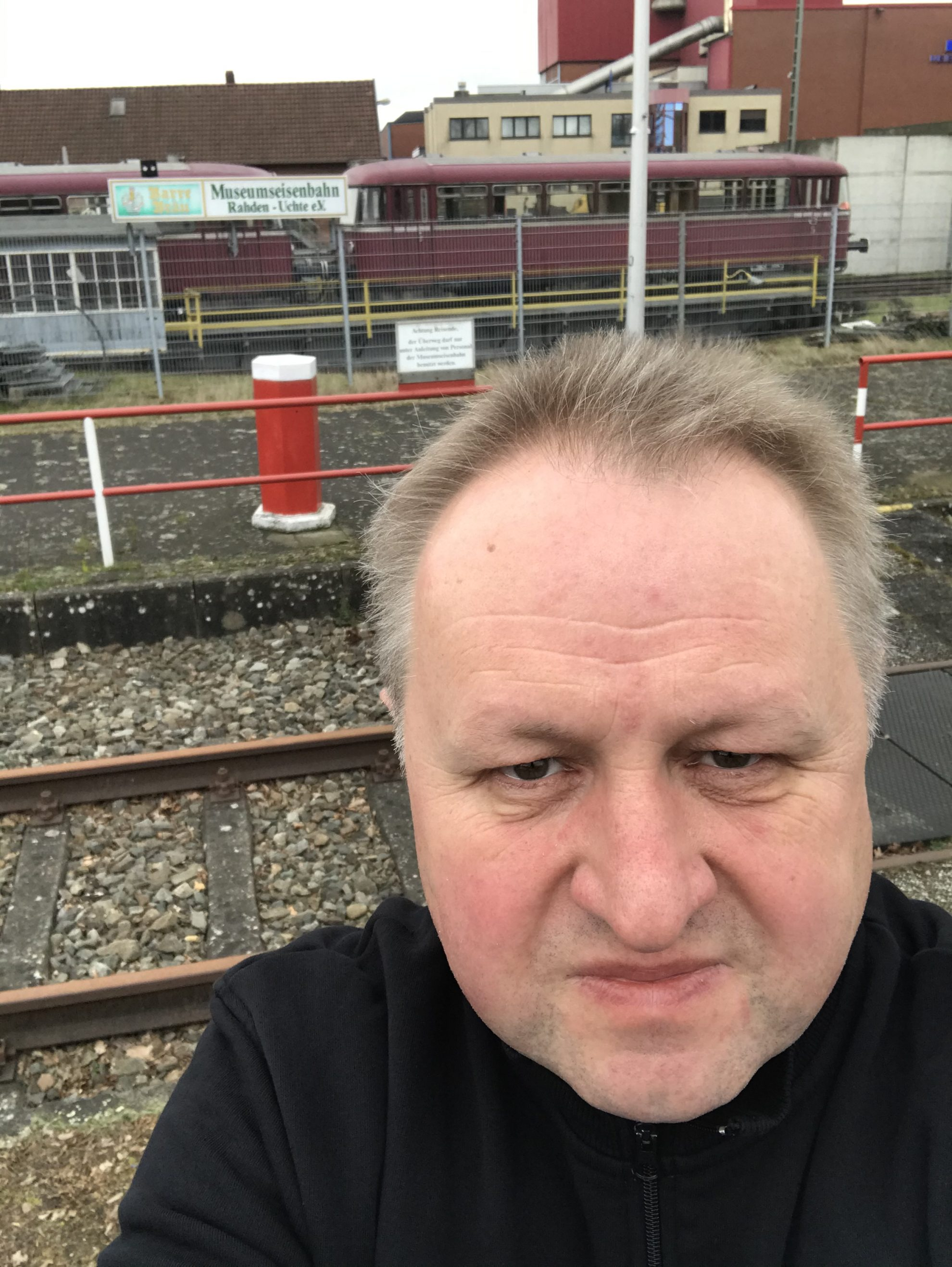 Mitglied bei der Museums-Eisenbahn