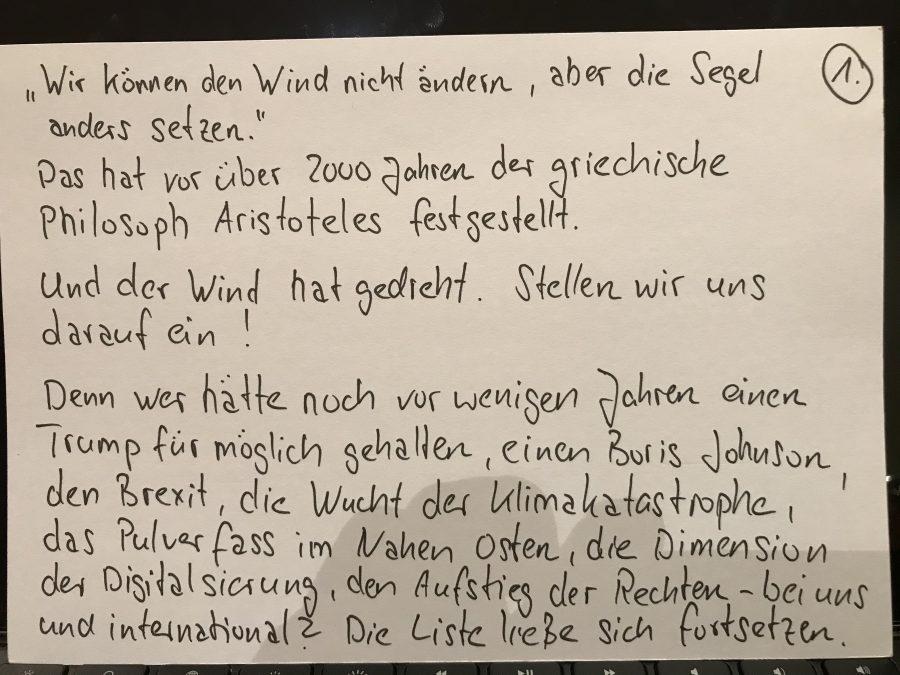 Seite 1 Neujahrsrede Torsten Kuhlmann