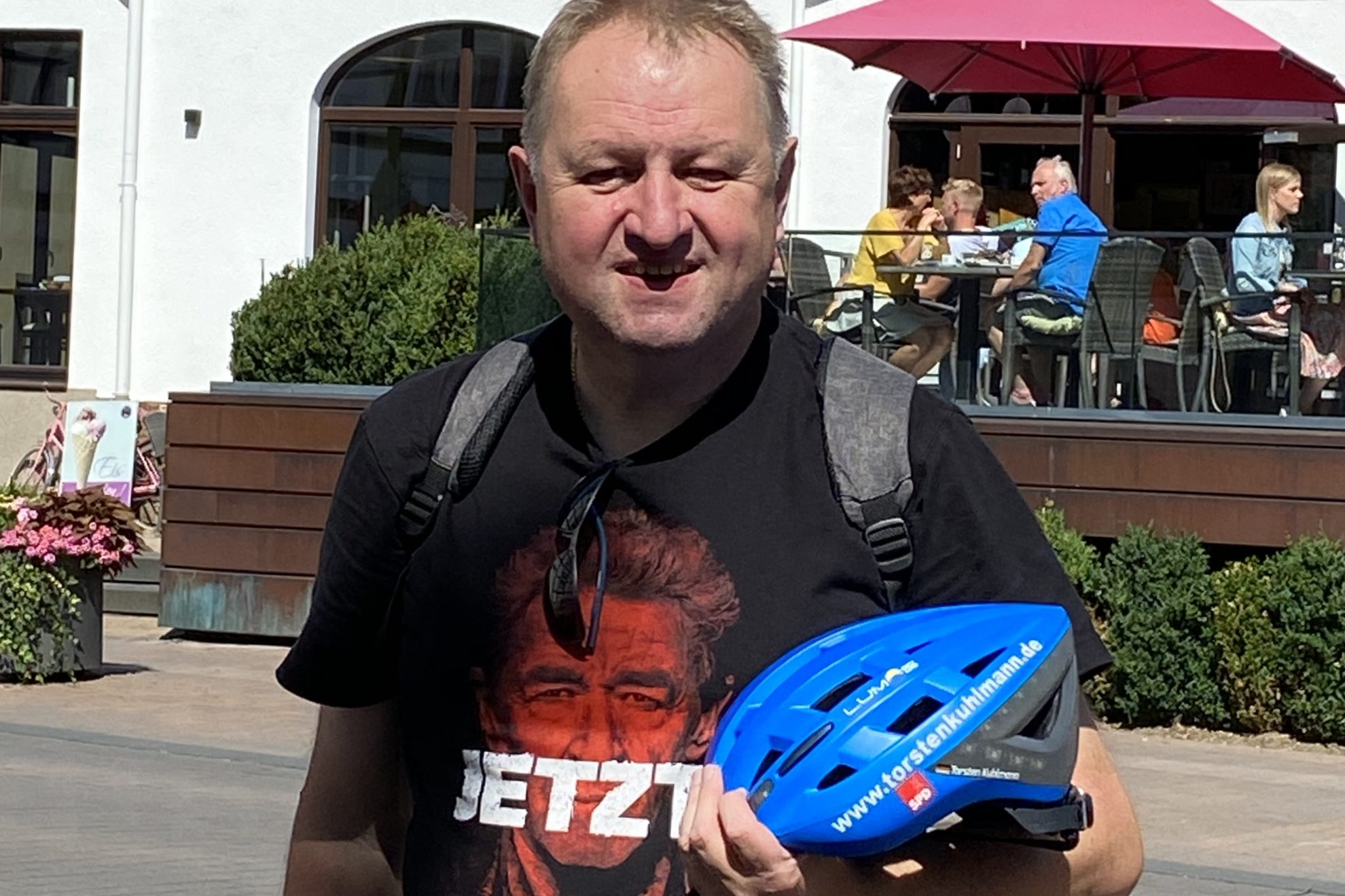 Radfahrer Kuhlmann