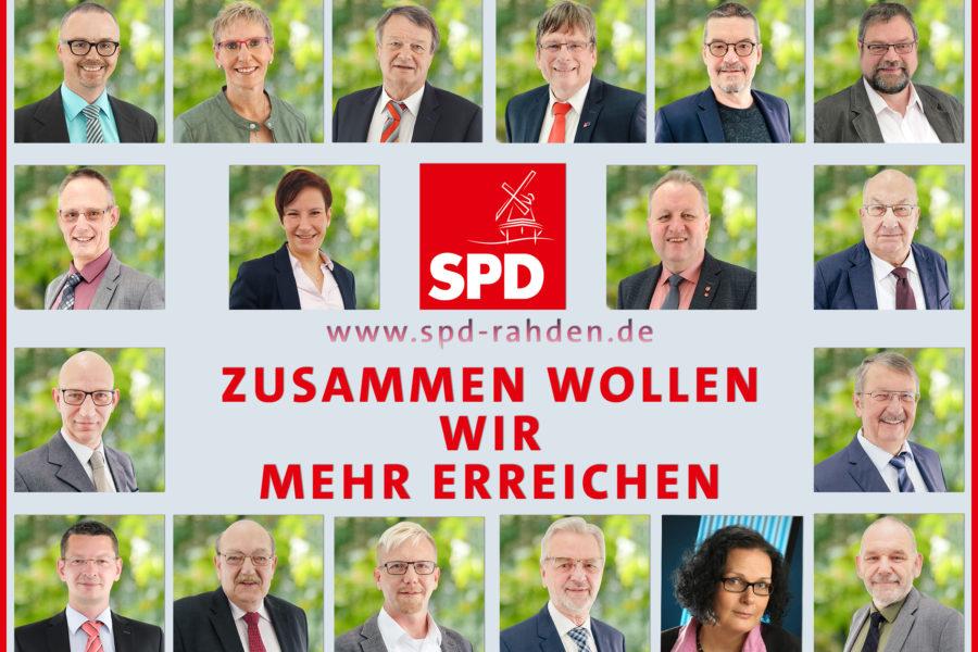 Team SPD Rahden