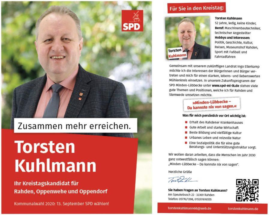 Flyer Kuhlmann
