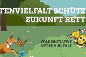 Volksbegehren Artenvielfalt unterstützt von der SPD