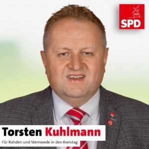 Kreistagsabgeordneter Torsten Kuhlmann