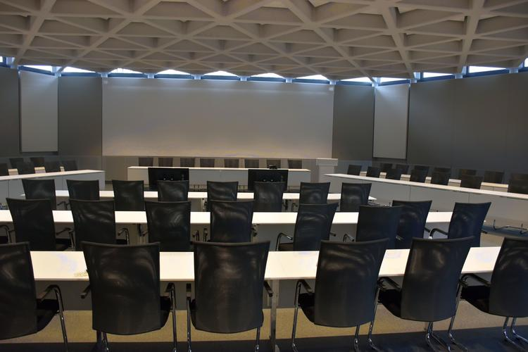 Großer Sitzungssaal Kreishaus Minden