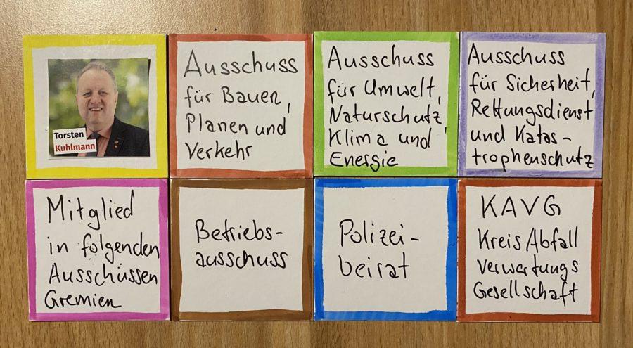 Ausschüsse für Torsten Kuhlmann