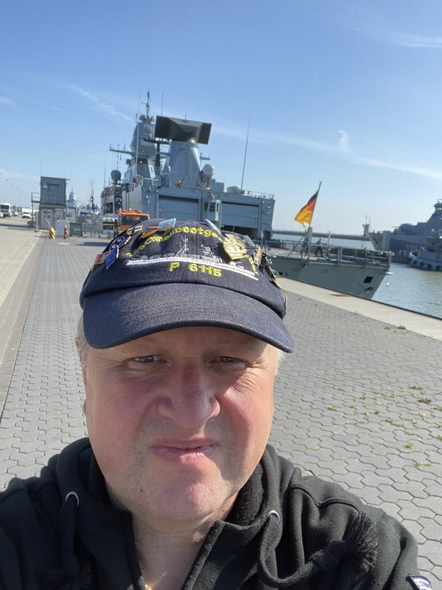 Besuch Marinestützpunkt Wilhelmshaven