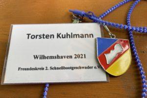 Wilhelmshaven 2021 Treffen Freundeskreis