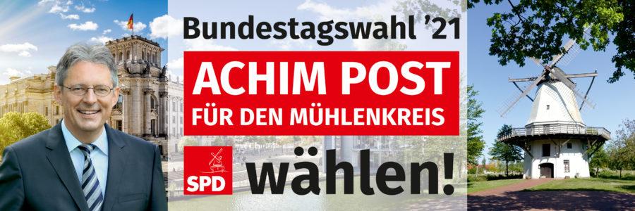 Achim Post Logo farbig