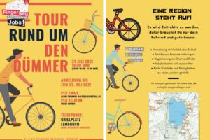 Flyer Radtour