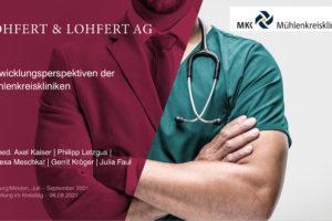 Titelbild Präsentation MKK Mühlenkreiskliniken Lohfert & Lohfert