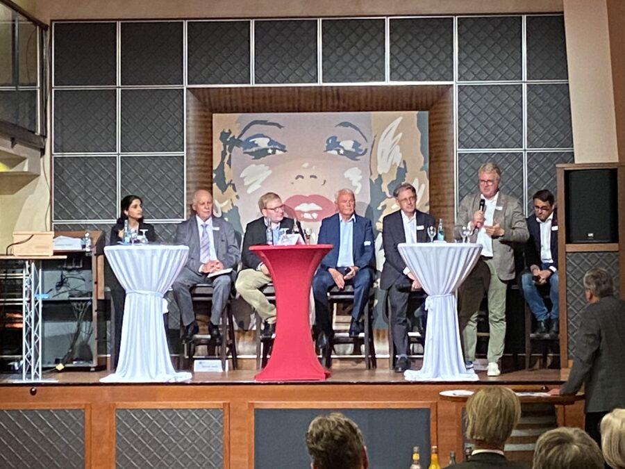 IHK Podiumsdiskussion in Lübbecke
